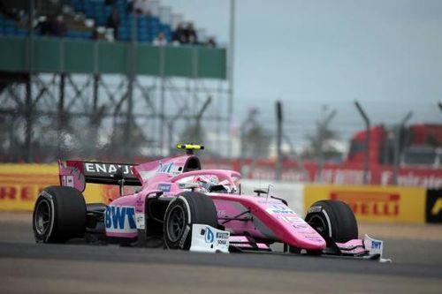 Tay đua F2 - Anthonie Hubert tử nạn tại đường đua Spa-Francorchamp