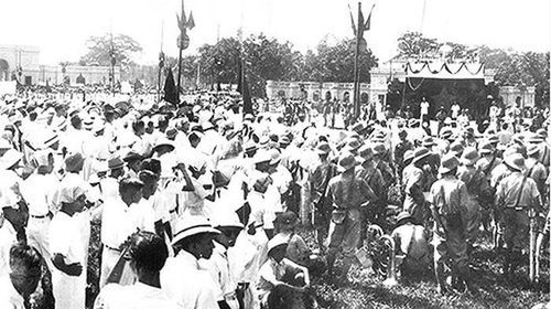 Ngày Độc lập 2/9 của nước ta qua sự chứng kiến của Jean Sainteny