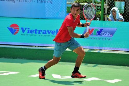 Tay vợt Lý Hoàng Nam tái xuất tại VTF Masters 500 lần thứ ba