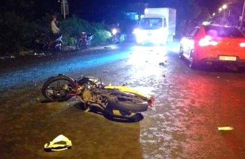 Đắk Lắk: Hai xe máy tông trực diện, 4 người thương vong