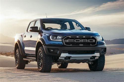Top 10 xe bán tải đáng sở hữu nhất năm 2019: Gọi tên Ford Ranger Raptor