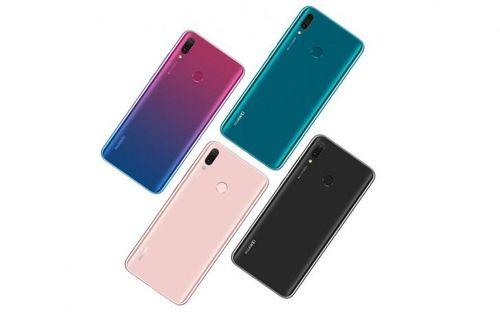 Huawei Y9 (2019) đạt doanh số 10 triệu chiếc được bán ra tại Trung Quốc