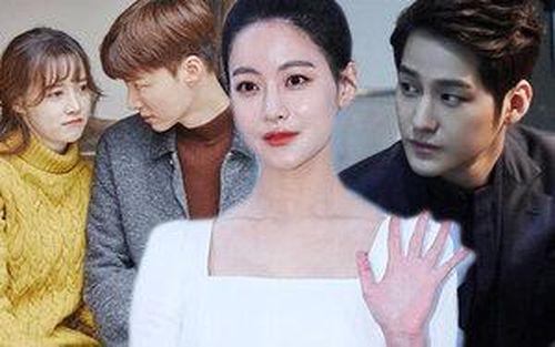 Oh Yeon Seo - Bạn gái cũ của Kim Bum, 'nghi can' chuyện Ahn Jae Hyun ngoại tình và đòi kiện Goo Hye Sun