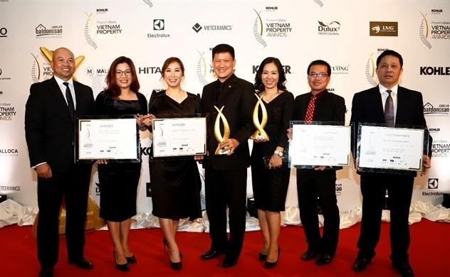 Phúc Khang được vinh danh 4 hạng mục tại Vietnam Property Awards 2019