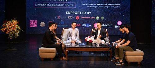 Vườn ươm sáng tạo khởi nghiệp nền tảng công nghệ blockchain của người Việt
