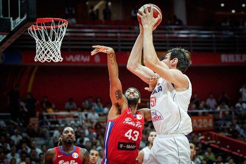 Thắng áp đảo Puerto Rico, Serbia mở đầu thuận lợi ở vòng 2 FIBA World Cup 2019