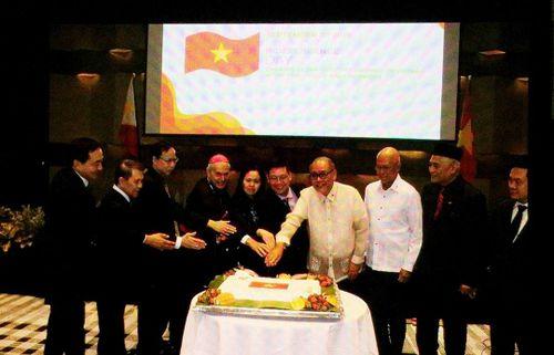 Kỷ niệm lần thứ 74 Quốc khánh 2/9 tại Philippines