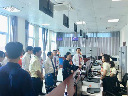 Lai châu: Ra mắt trung tâm phục vụ hành chính công