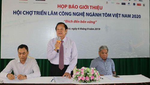 Cơ hội từ Triển lãm Công nghệ ngành tôm Việt Nam 2020