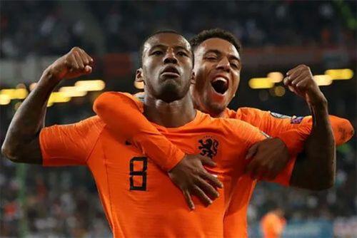Hà Lan thắng Đức nhờ sự vượt trội của những cầu thủ trẻ