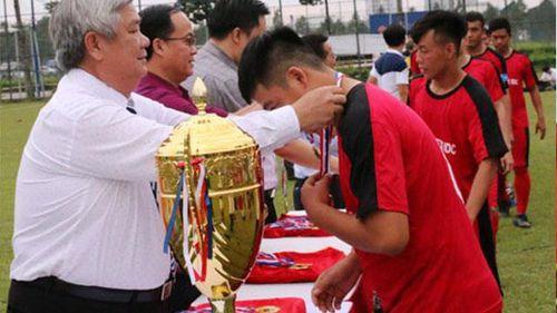 CLB Hoàng Gia vô địch giải bóng đá TP Mới Bình Dương