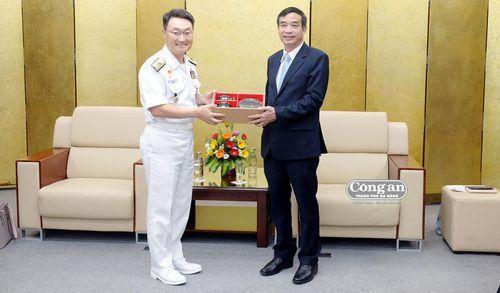Hải quân Hàn Quốc, Philippines thăm Việt Nam