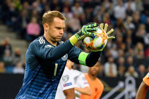 Thủ môn tuyển Đức Manuel Neuer lên tiếng sau thất bại 2-4 trước Hà Lan
