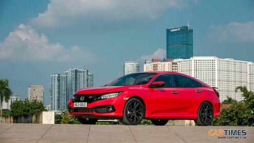 Đánh giá Honda Civic RS 2019: Trải nghiệm 'sướng', không dành cho số đông