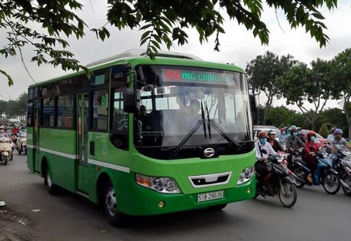 Lộ trình xe buýt TP.HCM: Khai trương xe buýt mới trên tuyến xe buýt số 69