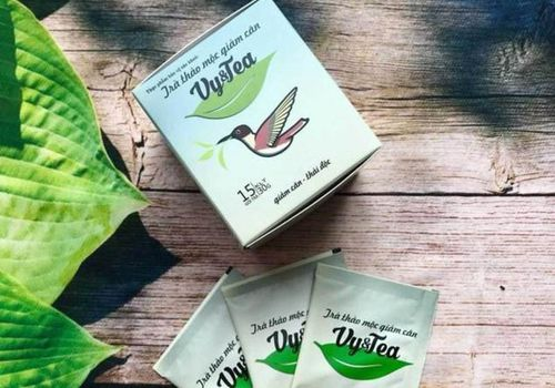 Trà giảm cân Vy&Tea bị 'khui' chứa chất cấm Sibutramine, Phenolphthaleine như nào?