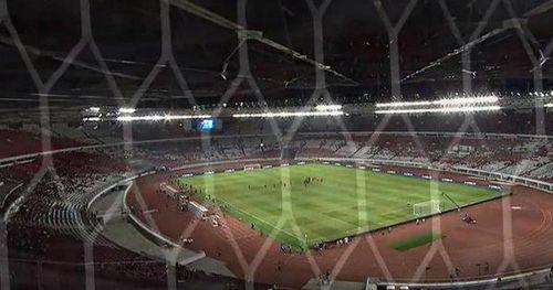 Sân nhà Indonesia 'vắng như chùa Bà Đanh' trong trận đón ĐT Thái Lan