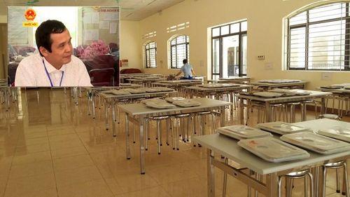 Hiệu trưởng bị tố bớt xén khẩu phần ăn của học sinh: Giáng chức xuống Hiệu phó