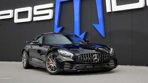 Bản độ Mercedes-AMG GT R mạnh 880 mã lực, trở thành quái thú tốc độ