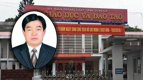 Gian lận điểm thi ở Sơn La: Nhờ giúp đỡ từ nhà hàng đến phòng làm việc