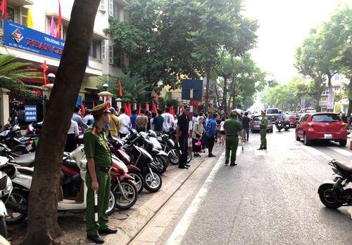 Đẩy mạnh công tác tuyên truyền pháp luật về giao thông ở các trường học