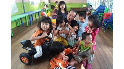 Cơ sở thiện nguyện nuôi dưỡng 88 đứa trẻ mồ côi