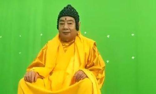 'Phật Tổ Như Lai' 80 tuổi bất ngờ tái xuất khiến fans 'Tây du ký 1986' xúc động