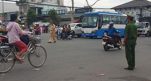 Đảm bảo ANTT Hội Yến diêu trì cung ở Tây Ninh