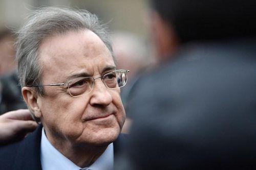 Chủ tịch Real Madrid bị mỉa mai vì kể công