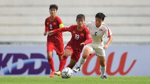 U16 nữ Việt Nam thua đậm 0-10 trước CHDCND Triều Tiên
