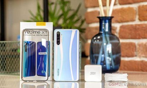 Smartphone Realme XT camera 64 MP từ 5,1 triệu đồng