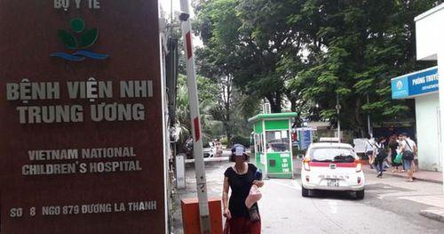 Lại một bé trai 3 tuổi ở Bắc Ninh bị bỏ quên trên xe đưa đón 9 giờ đồng hồ