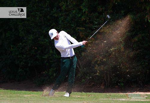 Doãn Văn Định dẫn đầu, Trần Lam thăng hoa ở giải golf 1,5 tỷ