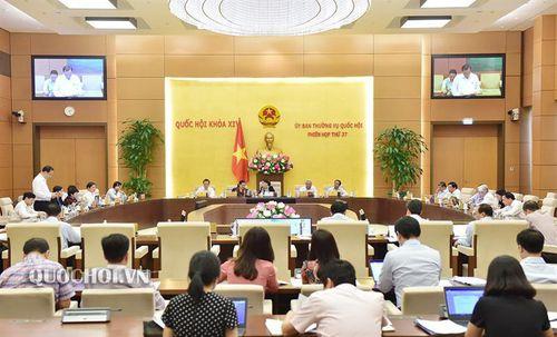 Thường vụ Quốc hội nhất trí phân bổ 77,49 tỷ đồng vốn viện trợ của Chính phủ Ai Len cho 5 địa phương