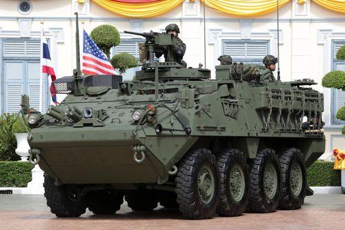 Thái Lan tranh thủ cạnh tranh Mỹ - Trung để nâng cấp kho vũ khí