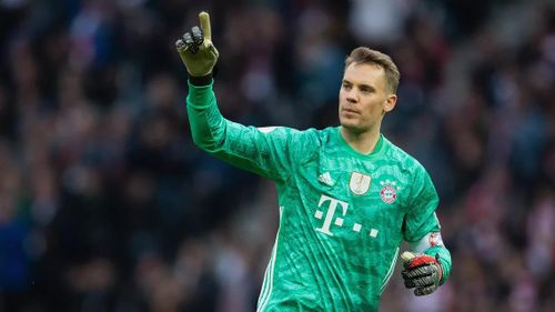 Manuel Neuer cân nhắc chia tay đội tuyển quốc gia sau Euro 2020