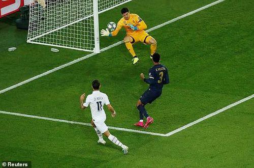 Champions League 2019/2020: Real thảm bại trước PSG, Juventus hòa Atletico