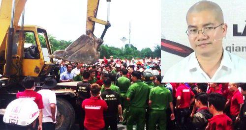 Những phi vụ mờ ám của địa ốc Alibaba do ông Nguyễn Thái Luyện đứng đầu