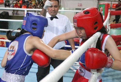Cơ hội tìm kiếm tài năng ở giải kickboxing TP.HCM