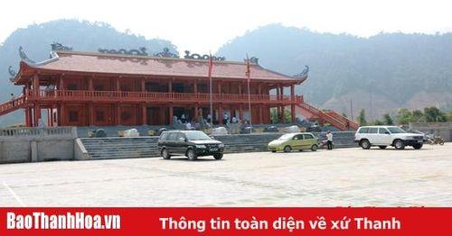 Huyện Như Xuân bảo tồn và phát huy giá trị di sản văn hóa
