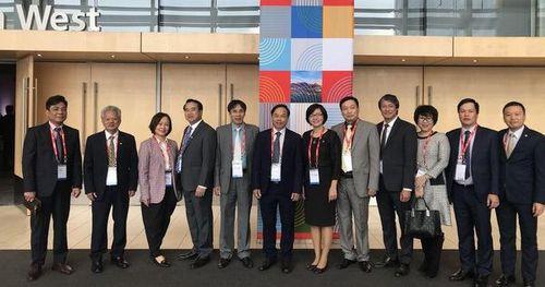 Phái đoàn Việt Nam tham dự ISO 2019 đã đạt được nhiều thỏa thuận hợp tác quan trọng