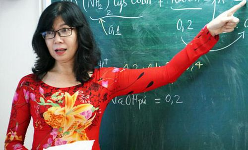 Học sinh 'chấm điểm' giáo viên: Nên chăng?