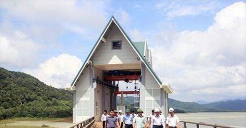 Sạt lở nghiêm trọng tại Nhà máy thủy điện Quảng Trị