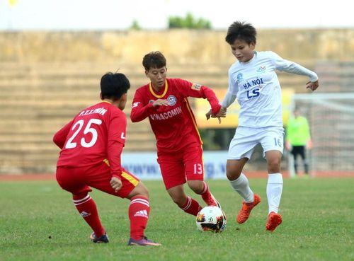 Giải bóng đá nữ VĐQG - Cúp Thái Sơn Bắc 2019: TPHCM I rộng đường vô địch