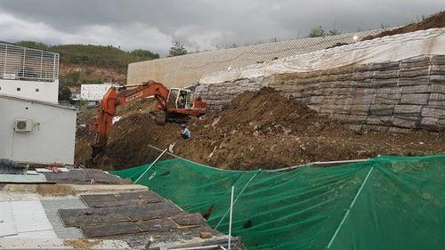 Khánh Hòa: Tháo dỡ công trình sai phạm của dự án Đồi Xanh Marina Hill