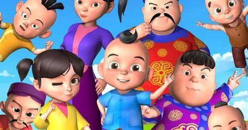 'Thần Đồng Tí hon' - bộ phim hoạt hình thuần Việt ra mắt định kì trên YouTube