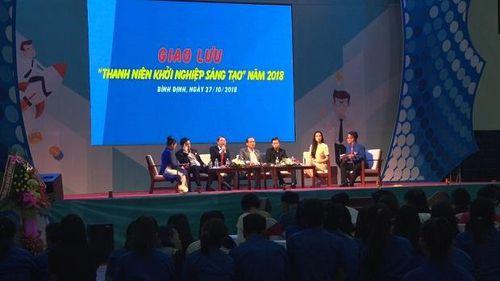 Tích cực hỗ trợ thanh niên khởi nghiệp tại Bình Định