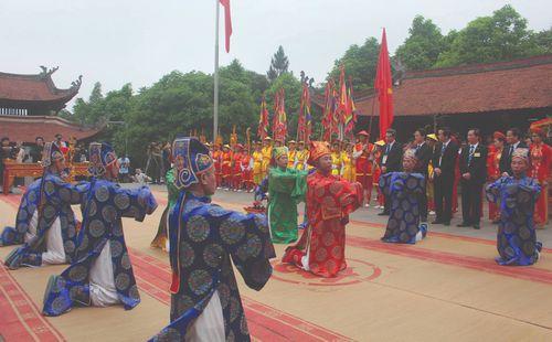 Phú Thọ: Tạo mối liên kết cộng đồng tại trung tâm linh thiêng Nghĩa Lĩnh