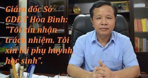 Ủy ban Kiểm tra Trung ương đề nghị Ban Bí thư xem xét, thi hành kỷ luật lãnh đạo Sở GDĐT Hòa Bình, Hà Giang