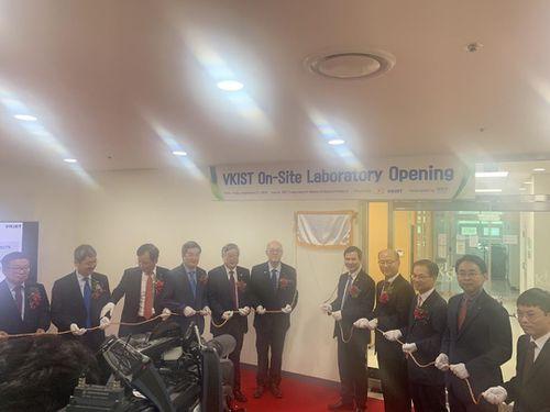 VKIST có phòng thí nghiệm sinh học tại Hàn Quốc